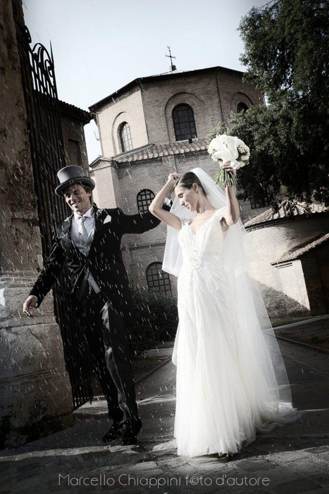 Marcello Chiappini Fotografo Matrimonio Ravenna Sposi San Vitale